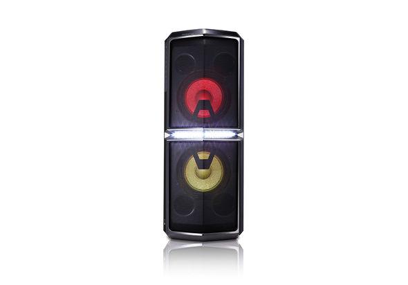 LG LOUDR Powered 2-Way Wireless Speaker