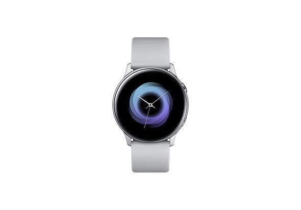 Samsung Galaxy Watch Active (40mm) , Silver,  Silver