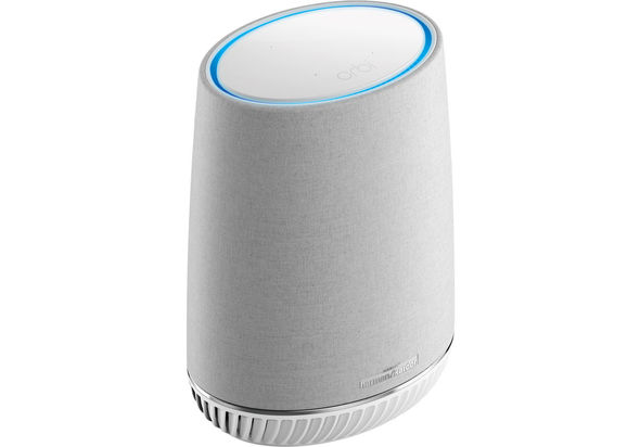 Netgear RBS40V Orbi Voice Add-on WiFi Satellite and Smart Speaker