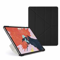 "Pipetto Ultra Slim Origami Smart Case for iPad Pro 12.9"" (2018),  Black"