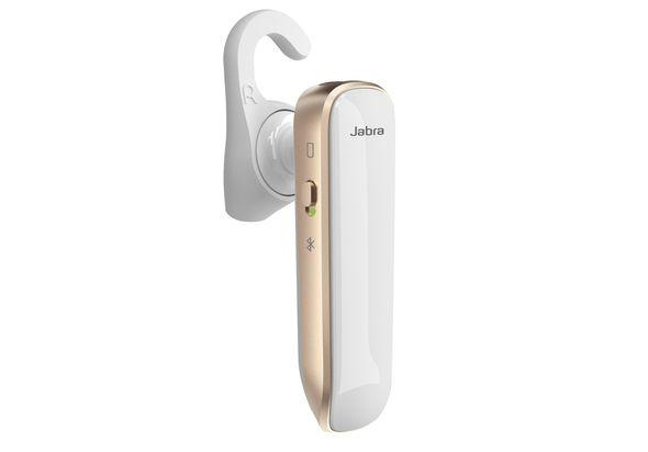 Jabra Boost Bluetooth Headset, Gold