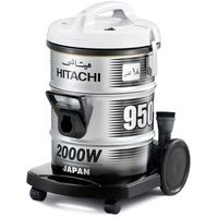 Hitachi CV950Y24CBSPG Canister Vacuum Cleaner - Silver