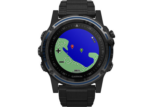 Garmin Descent MK1 Dive Smartwatch, Gray