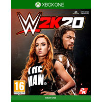 WWE 2K20 Regular Edition for Xbox One
