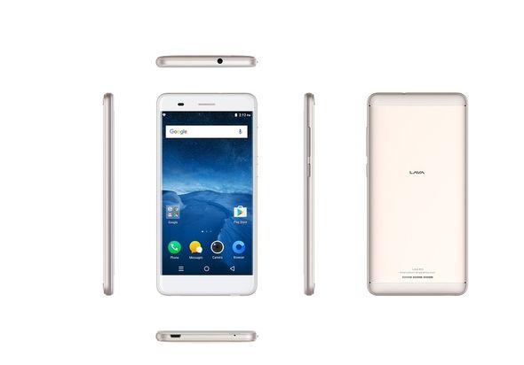 Lava R1S Smartphone LTE, Gold