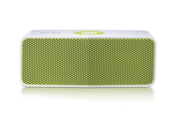 LG Music Flow P5 Portable Bluetooth Speaker (White Lime)