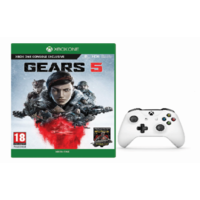 Gears 5 for Xbox One and Controller Bundle