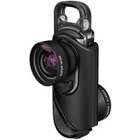 Olloclip Core Lens Set with ollo Case for iPhone 7/7 Plus, Black