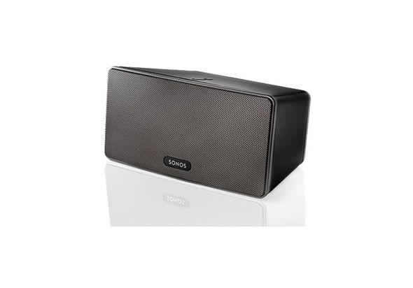 Sonos Play 3 Wireless Music System, Black
