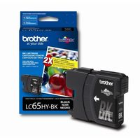 Brother High-Yield Ink Cartridge, Black