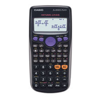 Casio FX-350ESPLUS Natural Textbook Display Calculator