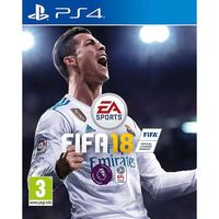 FIFA 18 Standard Edition for PS4