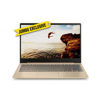 "Lenovo Ideapad 320S i5 4GB, SSD 128GB 13"" Laptop, Gold"