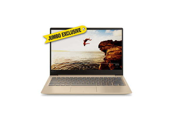Lenovo Ideapad 320S i5 4GB, SSD 128GB 13  Laptop, Gold