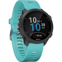 Garmin Forerunner 245 Music GPS Running Smartwatch, Aqua