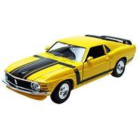 Maisto 1: 24 SE (A) 1970 Ford Mustang Boss 302