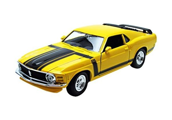 Maisto 1: 24 SE (A) 1970 Ford Mustang Boss 302