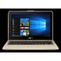 "Asus VivoBook TP203NAH 4GB, 1TB 11"" Laptop, Gold"