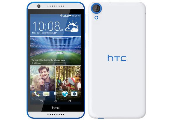 HTC Desire 820G+ Smartphone, Blue