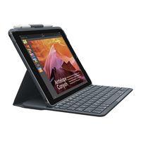 Logitech Slim Folio Keyboard Case for iPad (5th, 6th gen)