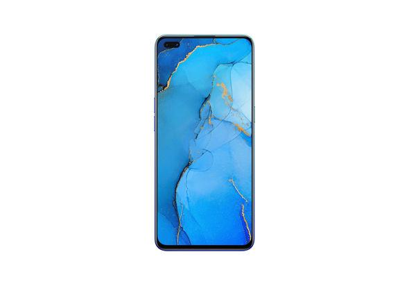 Oppo Reno 3 Pro Smartphone LTE,  Aurora Blue