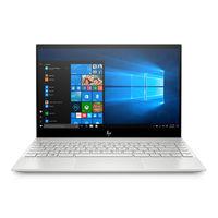 "HP ENVY 13-AQ1000NE i7 8GB, 256GB 13"" Laptop, Silver"
