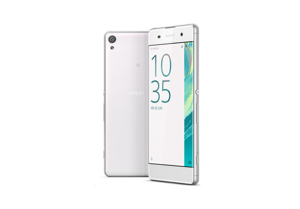 Sony Xperia X Dual Sim Smartphone, White