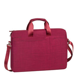 "Rivacase Laptop bag 15.6"" , Red"