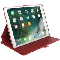 Speck SPK-90914-6055 Balance Folio Case with Multiple Viewing Angles and Magnetic Cover for 9.7 Inch iPad Pro/Air 2/Air, Dark Poppy/Velvet Red