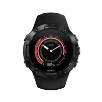Suunto 5 Compact GPS Sports Watch,  All Black