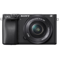 Sony Alpha a6400 Mirrorless Digital Camera Body Only, Black