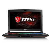 "MSI GT62 Dominator i7 32G, 1T+ 256G 15.6"" , 8G Graphic, W10 Gaming Laptop"