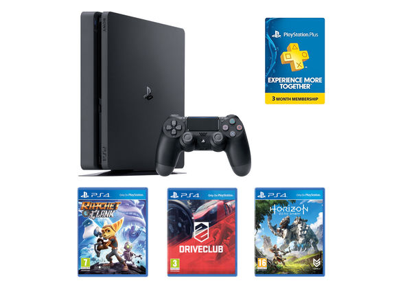 Sony PS4 500GB Play station Hits Bundle