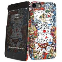 iPaint Tattoo HC Case design polycarbonate case for the iPhone 7