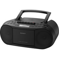 Sony CFD-S70 Portable CD/Cassette Boombox