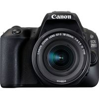 Canon EOS 200D 24.2MP DSLR Camera