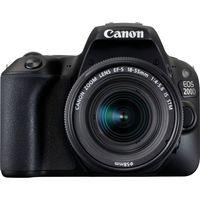 Canon EOS 200D 24.2MP DSLR Camera