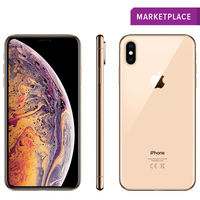 Apple iPhone XS Max Smartphone LTE with FaceTime,  Gold, 64 GB