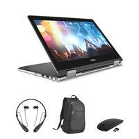 """Dell 5378 i7-7500U, 16GB RAM, 512GB HDD, WIN 10, 13.3"""" Laptop Grey"""