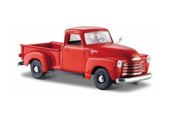 Maisto 1: 25 Scale 1950 Chevrolet 3100 Pickup Diecast Truck Vehicle