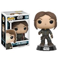 Funko POP Star Wars Rogue One Sergeant Jyn Erso