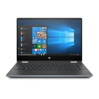 "HP Pavilion x360 i3 4GB, 256GB 14"" Laptop, Cloud Blue"