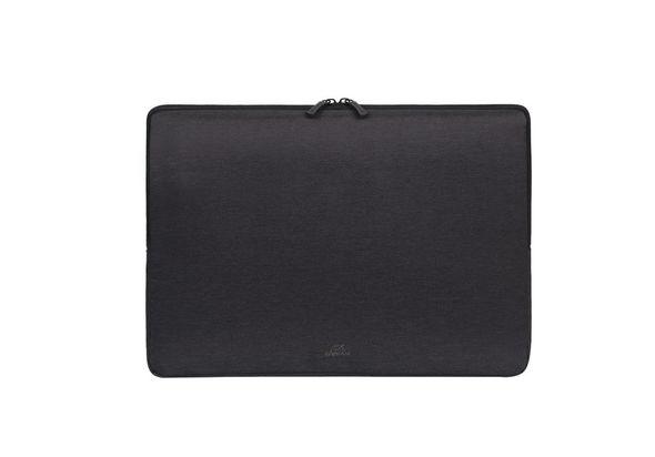 Rivacase 7705 Laptop sleeve 15.6  , Black