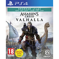 Pre Order Assassin's Creed Valhalla for PS4