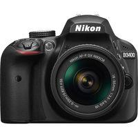 Nikon D3400 DSLR Camera with 18-55mm Lens