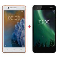 Nokia 3 Copper+ Nokia 2 Black