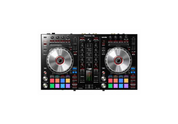 Pioneer DDJ-SR2 Portable 2 Channel Controller for Serato DJ Pro