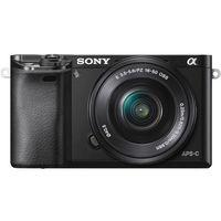كاميرا سوني ILCE6000LB الرقمية E-mount 24.3 ميجا بيكسل