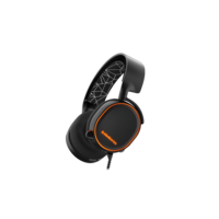 Steelseries Arctis 5 7.1 Surround RGB Gaming Headset, Black