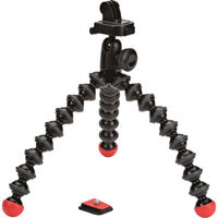 Joby Gorilla Pod Action Tripod with GoPro Mount, Black